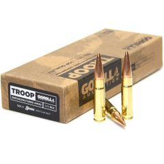 Troop 300BLK 125gr Sierra MatchKing Cartridges