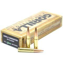300 BLK 125gr Sierra MatchKing Match Grade Cartridges