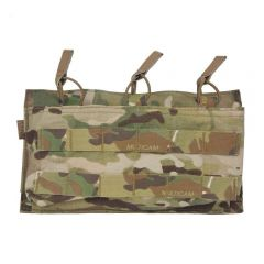 Helium Whisper Triple M4 Open Top Mag Pouch