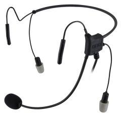 Hurricane II Lightweight Dual Speaker Behind-the-Head Hearing Protection Headset