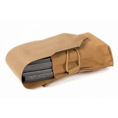 Double M4 Magazine Pouch With Flap