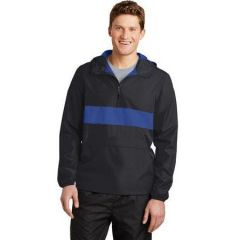 Thin Blue Line Hooded Pullover