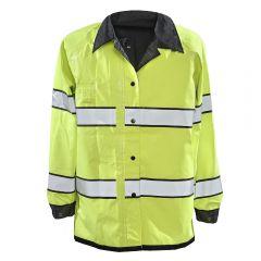 Pro Dry ANSI Reversible Rain Jacket