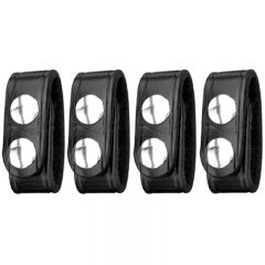 K-FORCE 4-Pack Double Snap Belt Keepers