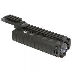 M4 Carbine RAS II Free Float w/ Three 11-Rib Panels