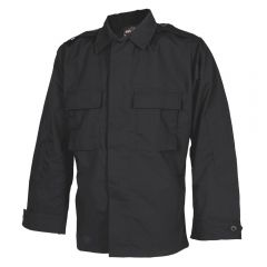 Long Sleeve Poly/Cotton Ripstop BDU-Style Tactical Shirt