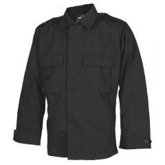 Lightweight Long Sleeve BDU-Style Tactical Shirt