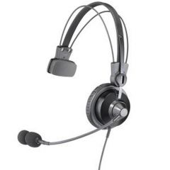 Lightweight Premium Single Ear Headset with Noise Cancelling Microphone