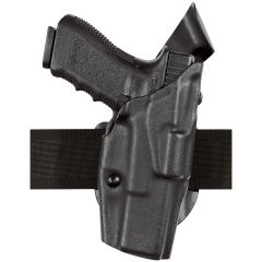Model 6392 ALS Hi-Ride Level I Retention Duty Holster