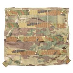 Removable Front Flap with MOLLE