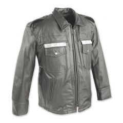 Newark Leather Jacket