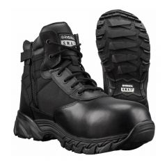 Classic 6-inch Waterproof Side-Zip Safety Toe Boots