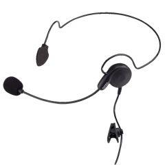 Breeze Llightweight Behind-the-head Single Speaker Headset