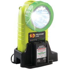 3765 LED Rechargeable Photoluminescent Flashlight