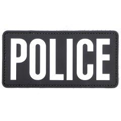 "6"" X 3"" PVC ID Panel"