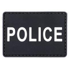 Police PVC Morale Patch