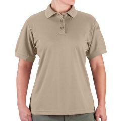 Short Sleeve Uniform Polo for Women