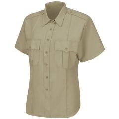 Sentry Short Sleeve Shirt w/ Zipper for Women