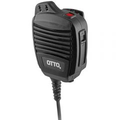 Revo NC2 Noise Canceling Speaker Mic with Coiled Cable
