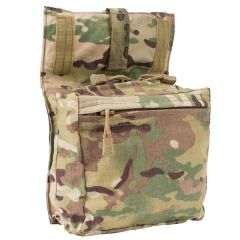 Roll Up Style Cargo Pocket