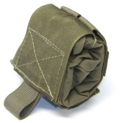Roll Up Dump Pouch