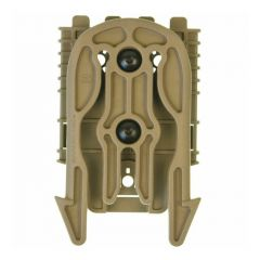 Quick Detach Locking Fork for MOLLE