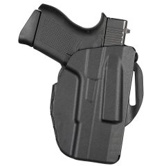 Model 7376 7TS ALS Hi-Ride Belt Slide Concealment Holster