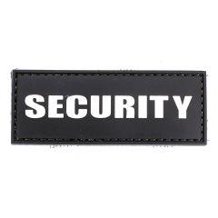 Security PVC Morale Patch
