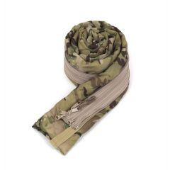 Zip Baffle for Special Forces Sleep System