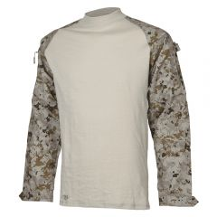 T.R.U. Poly/Cotton Ripstop Combat Shirt