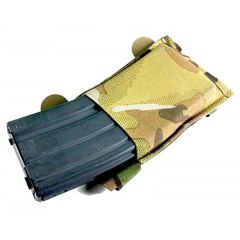 Horizontal Ten-Speed Single M4 Mag Belt Pouch