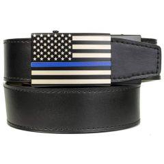 Thin Blue Line 1 3/8 EDC Gun Belt