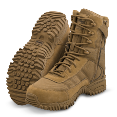 Vengeance SR 8-inch Side-Zip Boots
