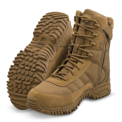 Vengeance SR 8-inch Side-Zip Boots