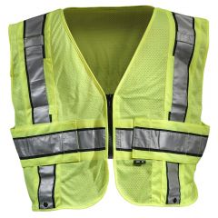 Vision Quest Mesh Safety Vest