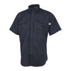 XFIRE Short Sleeve Dress Shirt