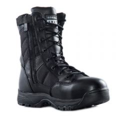 Metro 9-inch Waterproof Size-Zip Safety Toe Boots